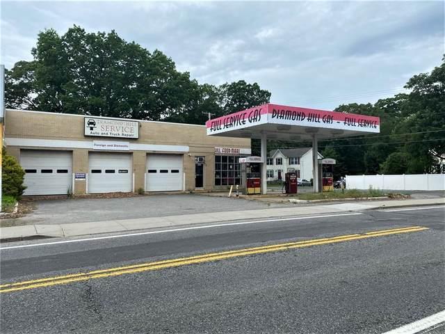1400 Diamond Hill Road, Cumberland, RI 02864 (MLS #1284538) :: Century21 Platinum