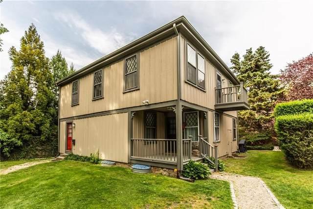 50 Old Beach Road #11, Newport, RI 02840 (MLS #1284548) :: Spectrum Real Estate Consultants