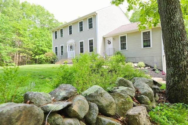 145 Pound Road, Glocester, RI 02814 (MLS #1284554) :: Chart House Realtors