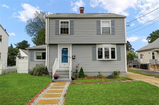 23 Crothers Avenue, Cranston, RI 02910 (MLS #1284626) :: Chart House Realtors