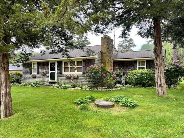 93 Cedar Road, Charlestown, RI 02813 (MLS #1284686) :: Onshore Realtors