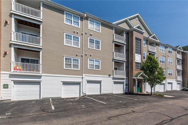 86 Mill Street #201, Woonsocket, RI 02895 (MLS #1284690) :: Spectrum Real Estate Consultants