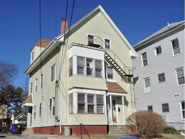 87 Cleveland Street, Central Falls, RI 02863 (MLS #1284694) :: The Martone Group