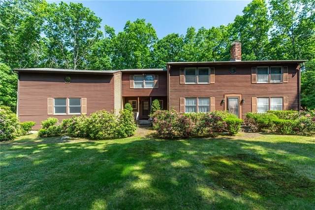 20 Winchester Avenue, North Smithfield, RI 02896 (MLS #1284831) :: Spectrum Real Estate Consultants