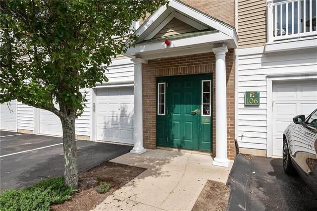 106 Mill Street #204, Woonsocket, RI 02895 (MLS #1284838) :: Westcott Properties