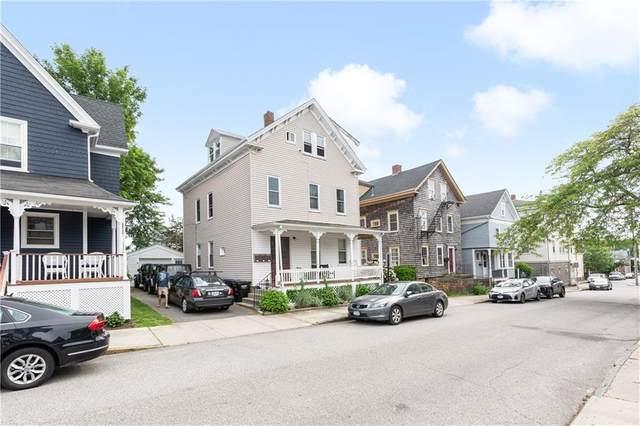 11 Hammond Street #3, Newport, RI 02840 (MLS #1284873) :: Barrows Team Realty