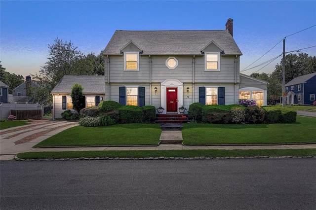 72 Julia Street, Cranston, RI 02910 (MLS #1284887) :: Chart House Realtors