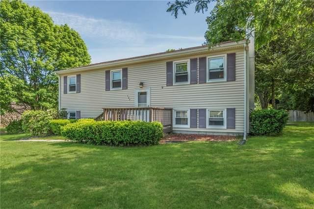 124 Greenwood Road, North Kingstown, RI 02852 (MLS #1284903) :: Spectrum Real Estate Consultants