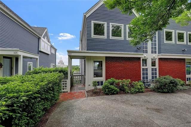 103 Pratt Street, East Side of Providence, RI 02906 (MLS #1284933) :: Westcott Properties