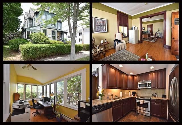 38 Brown Street, North Kingstown, RI 02852 (MLS #1284936) :: Spectrum Real Estate Consultants