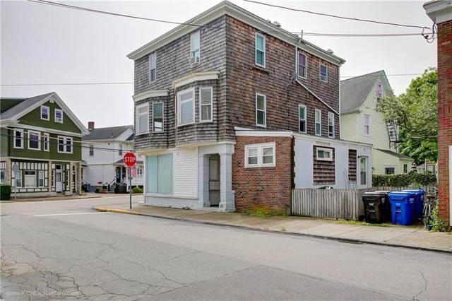 49 East Bowery Street #2, Newport, RI 02840 (MLS #1284992) :: Welchman Real Estate Group