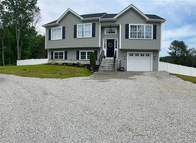 767 East Road, Scituate, RI 02857 (MLS #1285049) :: Spectrum Real Estate Consultants