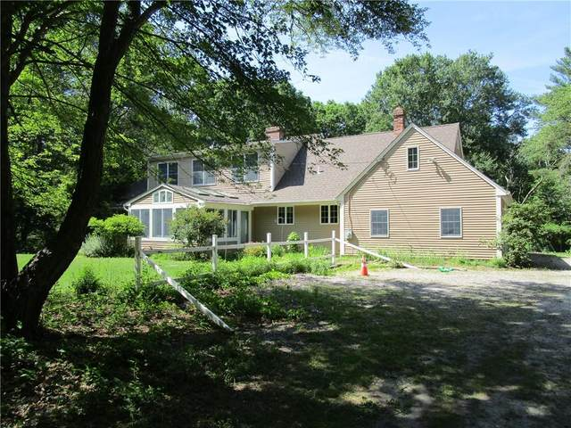 36 Friel Farm Way, Hopkinton, RI 02832 (MLS #1285057) :: Spectrum Real Estate Consultants