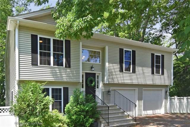 162 William Henry Road, Scituate, RI 02857 (MLS #1285065) :: Spectrum Real Estate Consultants