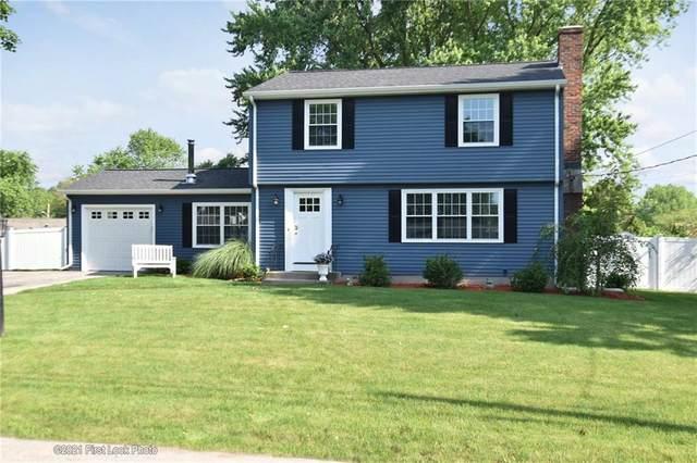 8 Maplewood Drive, Cumberland, RI 02864 (MLS #1285105) :: Spectrum Real Estate Consultants