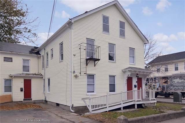 27 Mulberry Street, Pawtucket, RI 02860 (MLS #1285127) :: Barrows Team Realty