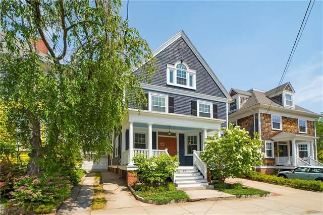 42 Adelphi Avenue, East Side of Providence, RI 02906 (MLS #1285140) :: Westcott Properties