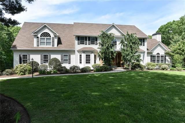 85 Bailey Boulevard, East Greenwich, RI 02818 (MLS #1285149) :: Spectrum Real Estate Consultants