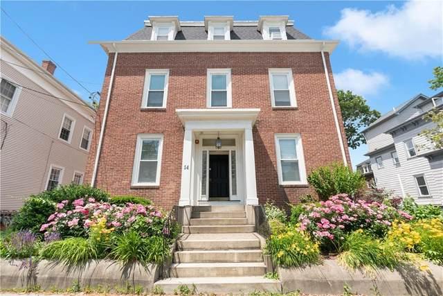 54 Pitman Street #1, East Side of Providence, RI 02906 (MLS #1285183) :: Westcott Properties