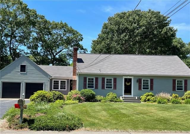 47 Arnold Drive, Cumberland, RI 02864 (MLS #1285223) :: Spectrum Real Estate Consultants