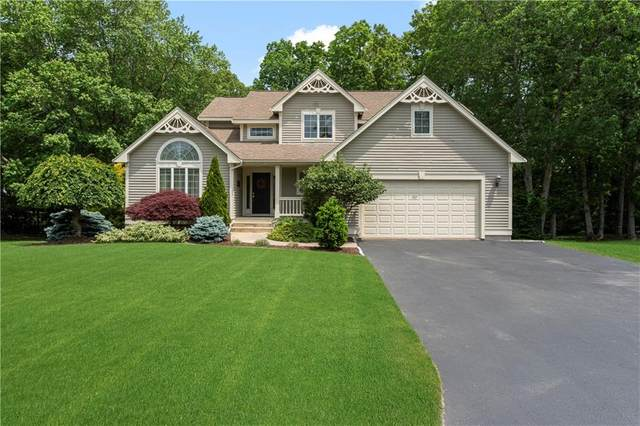 2 Reaper Court, Smithfield, RI 02828 (MLS #1285231) :: Spectrum Real Estate Consultants