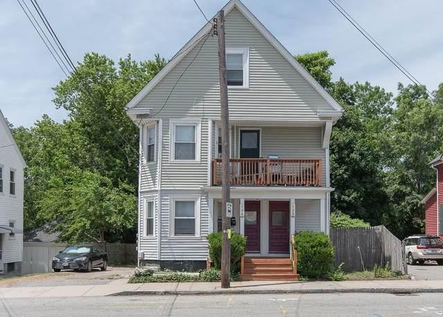 133 Pontiac Avenue, Cranston, RI 02910 (MLS #1285264) :: Spectrum Real Estate Consultants