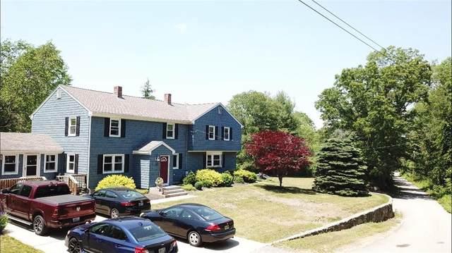 19 Trap Road, Glocester, RI 02857 (MLS #1285267) :: Spectrum Real Estate Consultants