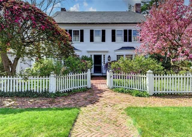 7 Harwich Road, East Side of Providence, RI 02906 (MLS #1285287) :: Westcott Properties