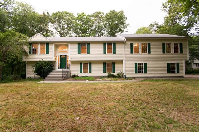 139 Old Rose Hill Road, South Kingstown, RI 02879 (MLS #1285317) :: The Seyboth Team