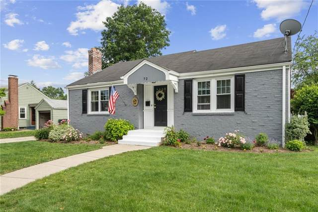 72 Audubon Road, Warwick, RI 02888 (MLS #1285321) :: Chart House Realtors