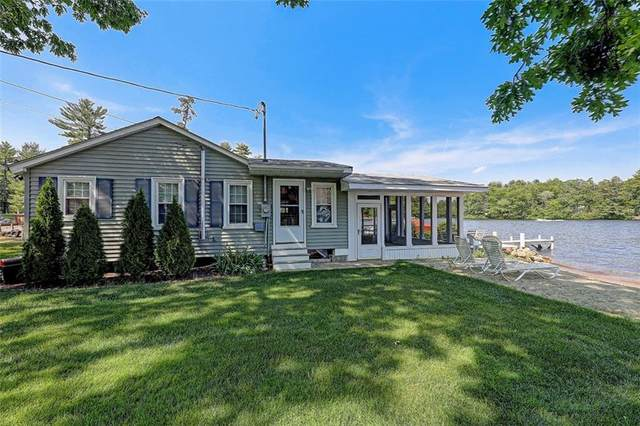 19 Raymonds Point Road, Coventry, RI 02816 (MLS #1285327) :: Spectrum Real Estate Consultants
