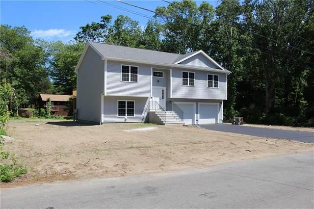 76 Cedar Grove Drive, Exeter, RI 02822 (MLS #1285365) :: The Martone Group