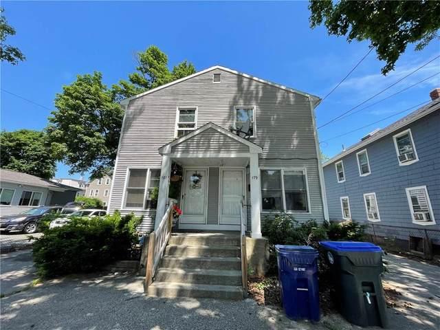 179 Roosevelt Street, Providence, RI 02909 (MLS #1285366) :: Westcott Properties