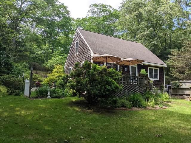171 Mill Pond Road, Exeter, RI 02822 (MLS #1285373) :: Spectrum Real Estate Consultants