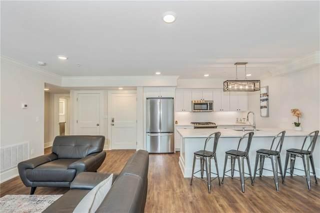 20 East Bowery Street 1B, Newport, RI 02840 (MLS #1285413) :: Westcott Properties