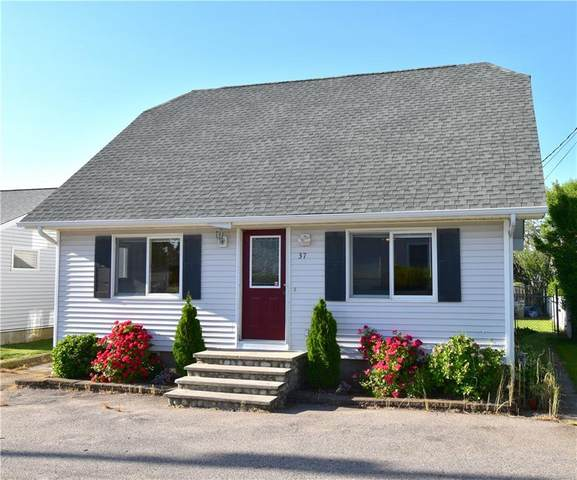 37 Elizabeth Road Road, Narragansett, RI 02882 (MLS #1285428) :: The Martone Group
