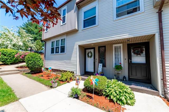 37 Kiley Street #8, North Providence, RI 02911 (MLS #1285450) :: The Martone Group