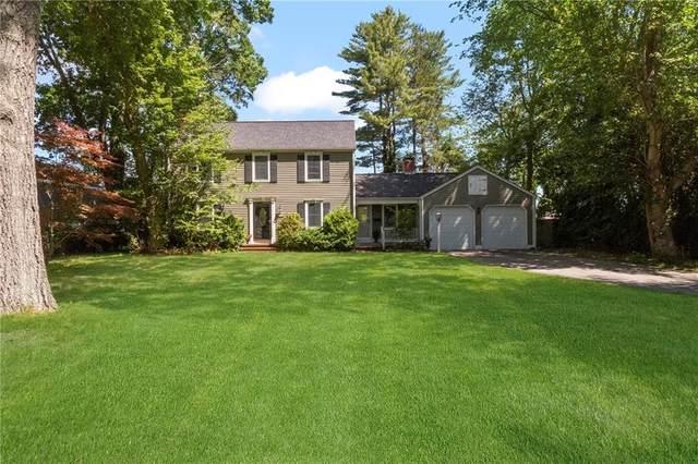 210 Lincoln Avenue, Barrington, RI 02806 (MLS #1285467) :: Spectrum Real Estate Consultants