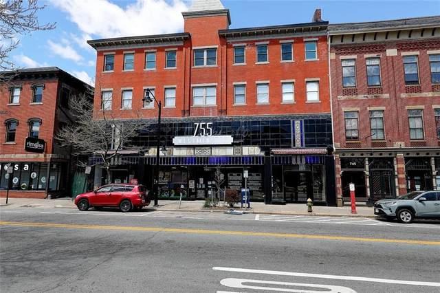 755 Westminster Street #404, Providence, RI 02903 (MLS #1285520) :: Spectrum Real Estate Consultants