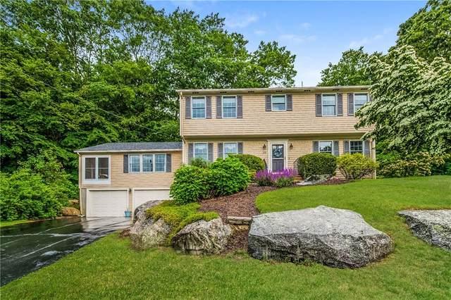 35 Stone Hill Drive, North Kingstown, RI 02852 (MLS #1285537) :: Spectrum Real Estate Consultants