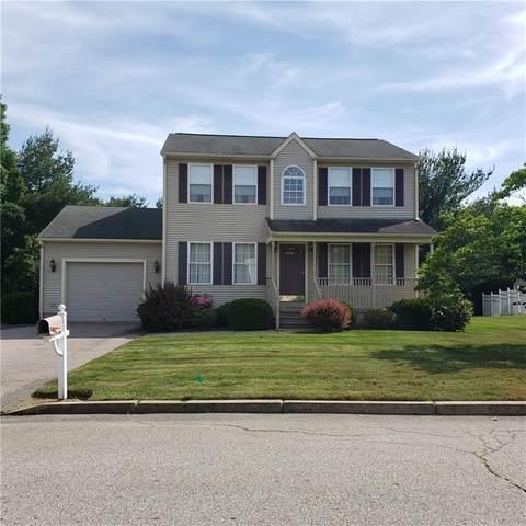 14 Gianna Drive, Cranston, RI 02921 (MLS #1285553) :: Chart House Realtors
