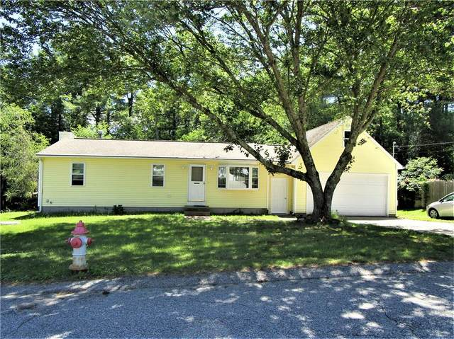 76 Old North Road, Coventry, RI 02816 (MLS #1285607) :: Barrows Team Realty