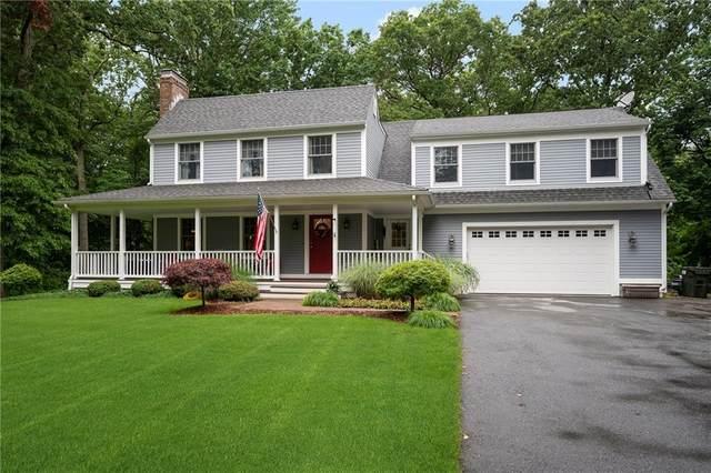 434 North Quidnessett Road, North Kingstown, RI 02852 (MLS #1285629) :: Spectrum Real Estate Consultants