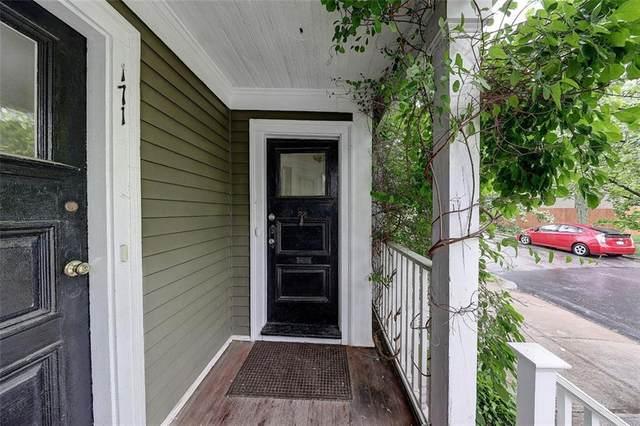 169 Ivy Street #2, East Side of Providence, RI 02906 (MLS #1285720) :: revolv