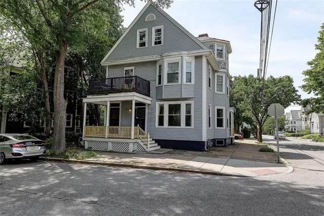 23 Pitman Street #1, East Side of Providence, RI 02906 (MLS #1285754) :: Spectrum Real Estate Consultants