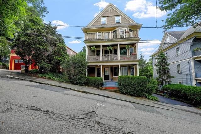 7 Jenckes Street #2, East Side of Providence, RI 02906 (MLS #1285880) :: revolv