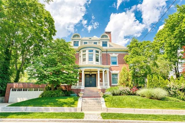 166 President Avenue, East Side of Providence, RI 02906 (MLS #1285918) :: Nicholas Taylor Real Estate Group