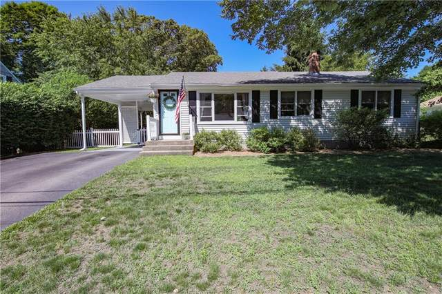 15 Charlene Court, North Kingstown, RI 02852 (MLS #1285925) :: Spectrum Real Estate Consultants