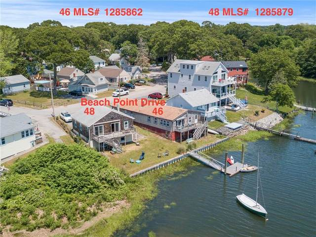 46 Beach Point Drive, East Providence, RI 02915 (MLS #1285938) :: Nicholas Taylor Real Estate Group