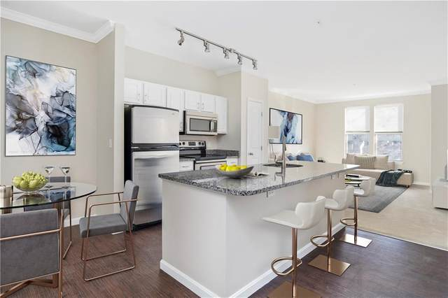 1000 Providence Place #232, Providence, RI 02903 (MLS #1286004) :: Spectrum Real Estate Consultants